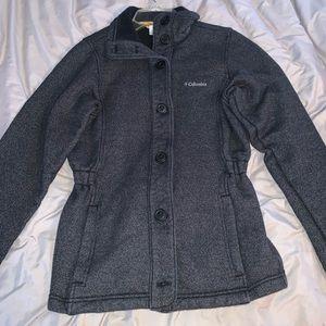 Columbia Button-Up fleece coat
